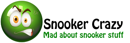 Snooker Crazy Website - Cookie Policy
