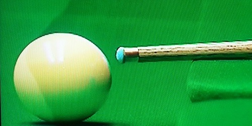 Snooker Tip Shapes - Ali Carter Snooker Tip