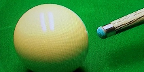 Snooker Tip Shapes Stuart Bingham wc - Snooker Tip