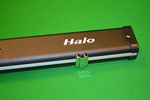 Black Halo Two Piece Cue Case