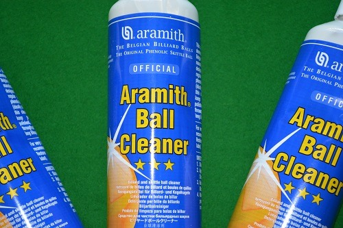 Snooker Crazy - Aramith Ball Cleaner 2