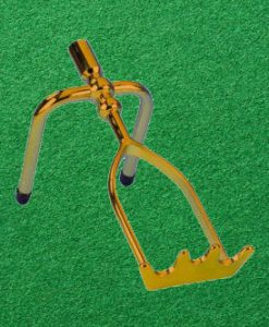 Snooker Crazy - Brass Extended Spider Rest Head