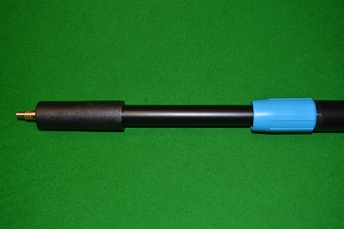snooker crazy - peradon telescopic cue extension 1