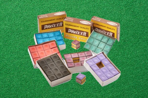 Pioneer Cue Chalk - Pioneer Chalk