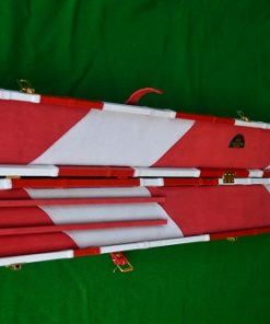 Snooker Crazy – Genuine Leather Case for Jointed Cue and Extension 3