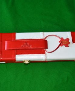 Snooker Crazy - Genuine Leather Case for Jointed Cue and Extension 4