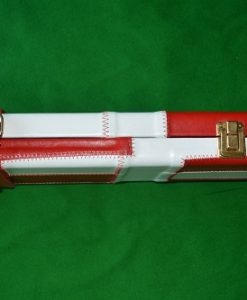 Snooker Crazy - Genuine Leather Case for Jointed Cue and Extension 5
