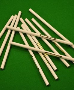 Black Snooker Table Marking Pencils