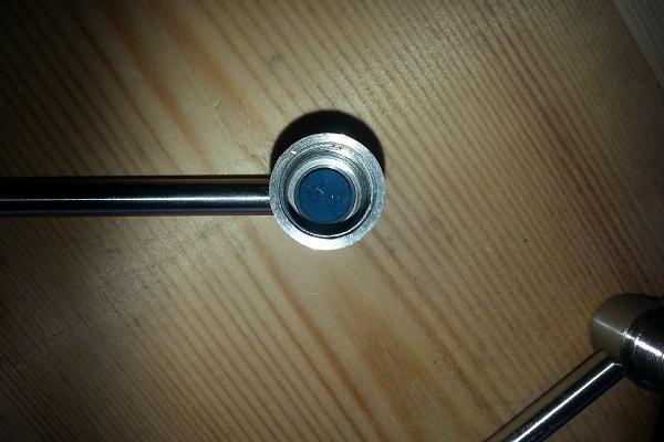 Domed Cue Tip Press 163 17 99 Snooker Crazy