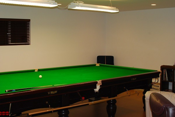 build snooker room - snooker crazy - 30 - Handmade snooker-cues