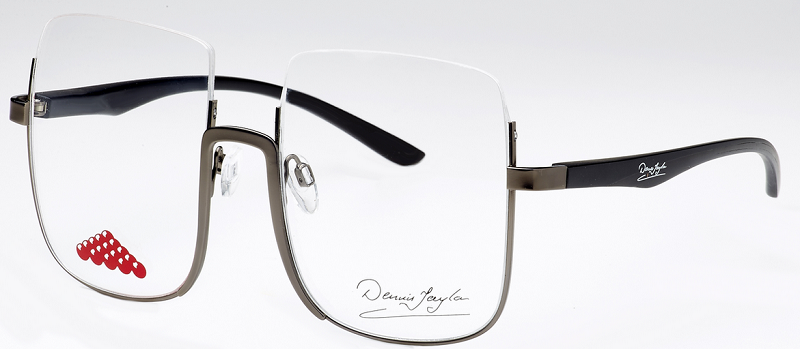 Dennis Taylor Snooker Glasses