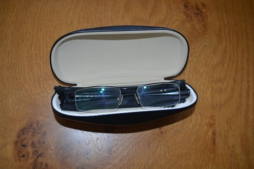 Dennis Taylor Snooker Glasses - Normal Glasses 1