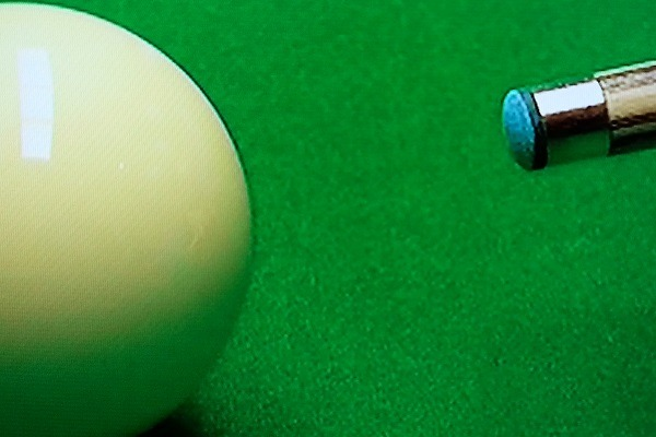 Professional Snooker Player Tip Shapes - Gary Wilson
