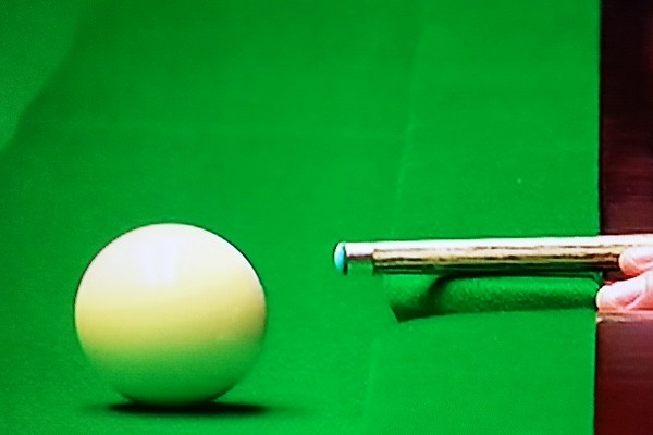 Professional Snooker Player Tip Shapes - Kyren Wilson 3