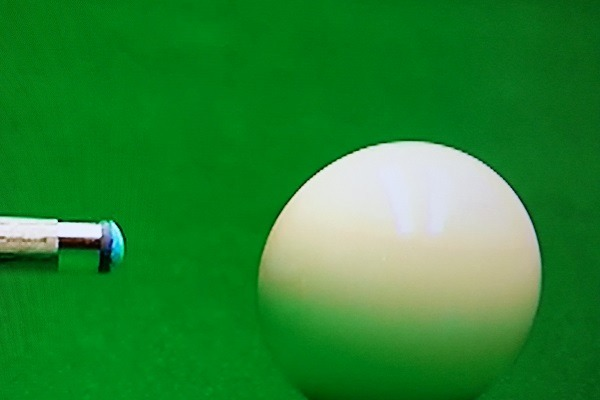 Professional Snooker Player Tip Shapes - Mark Selby