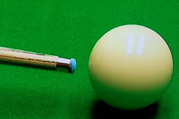Professional Snooker Player Tip Shapes - Shaun Murphy
