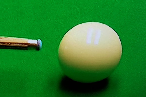 Professional Snooker Player Tip Shapes - Yan Bingtao