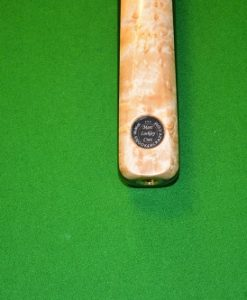 Birds Eye Maple Snooker Cue