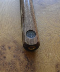 Three Quarter Mora Wood Snooker Cue