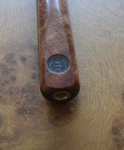 Three Quarter Pradu Burl Snooker Cue