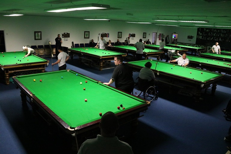 147 Club 2 - Snooker