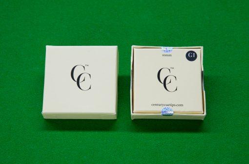 Century Pro Snooker Cue Tips - Snooker Crazy 8