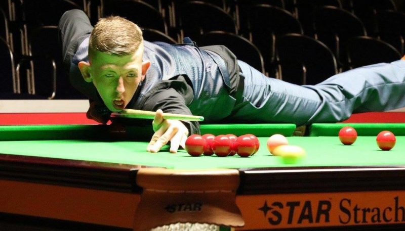 David Church WDBS Pro Snooker Player 4