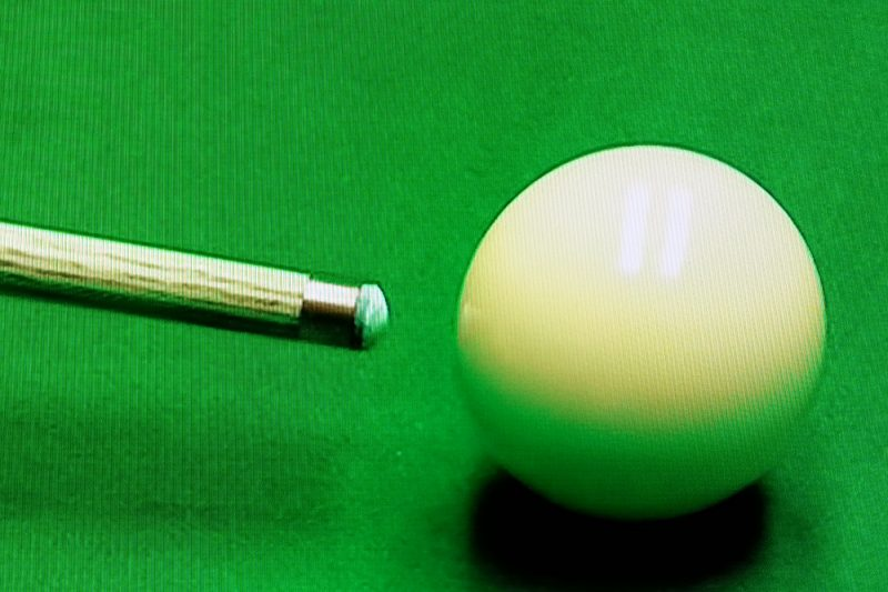 Cue Tip Shapes - Mark Allen