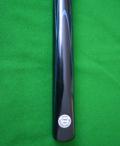 Ebony Electric Blue Snooker Pool Cue 1