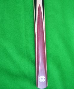 Purple Heart Snooker Cue 2