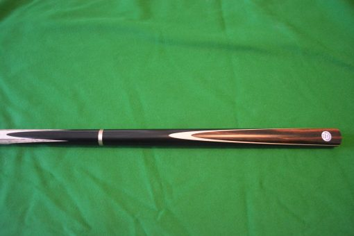 Marbled Ebony Snooker Cue 2