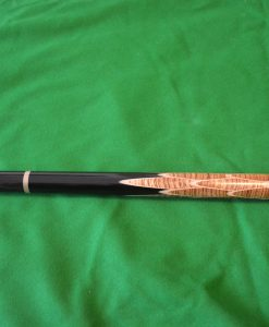 Multi Spliced Zebrano Snooker Cue 4