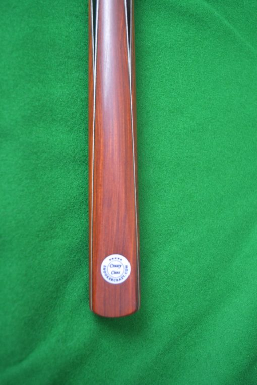 Rosewood Snooker Cue 1