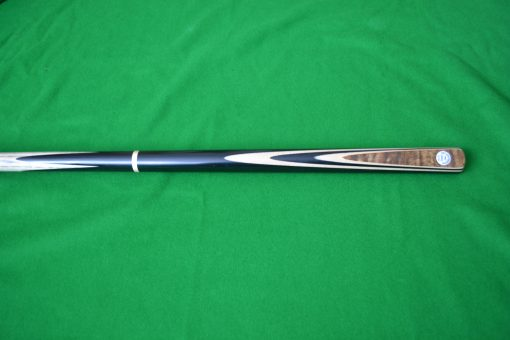 Satinwood Top Splice Snooker Cue 1