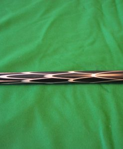 Snooker Crazy - 1 Piece Multi Spliced Snooker Cue 21