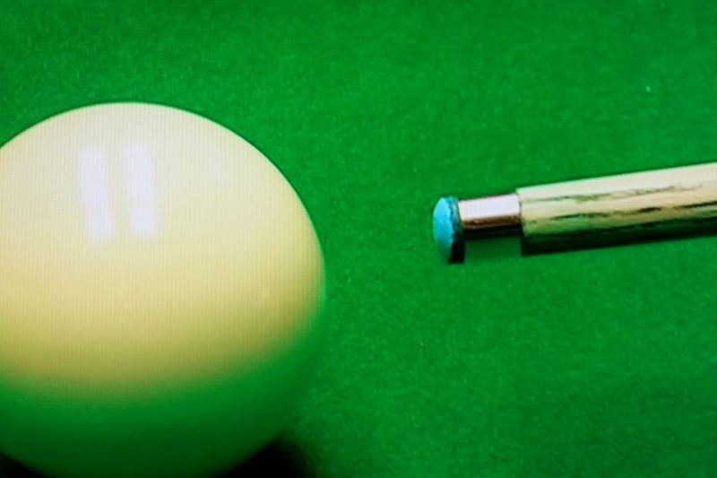 Snooker Cue Tips - Lyu Haotian