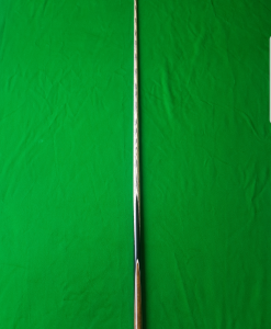 1 Piece Ebony Local Thai Burl Snooker Cue