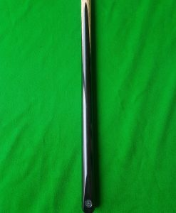 One Piece Ebony Snooker Cue