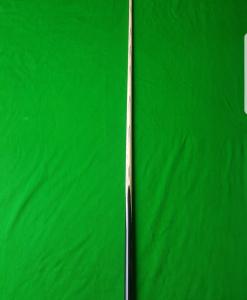 One Piece Ebony Snooker Cue