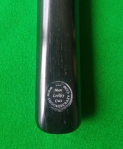 One Piece Ebony Snooker Cue C1 1
