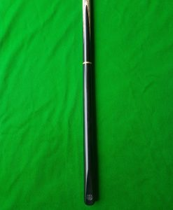 Three Quarter Ebony Snooker Cue B7