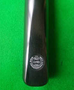 "Three Quarter Full 57"" Ebony Butt Pool Cue"