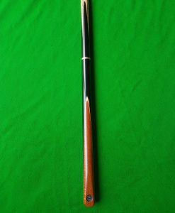 Three Quarter Leopard Wood Snooker Cue