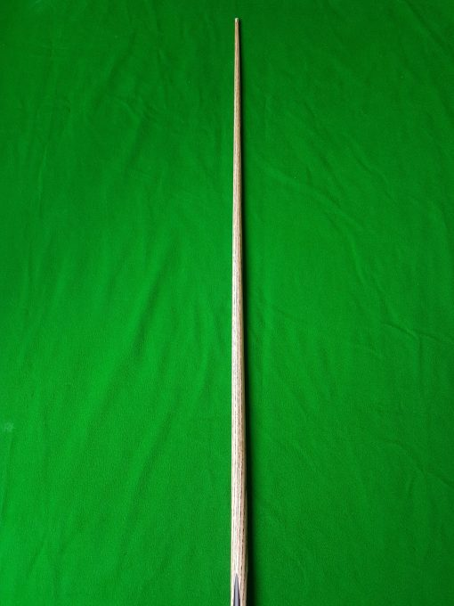 One Piece Black Foxwood Pool Cue CBA4 4