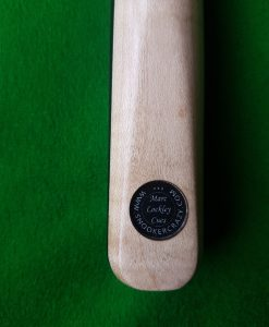 Three Quarter Ebony Maple Pool Cue CBA9 1