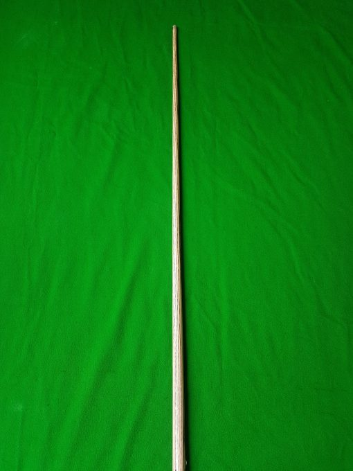 Three Quarter Full Ebony Butt Snooker Cue CBA6 4