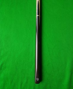 Three Quarter Macassar Ebony Snooker Cue CBA1 2