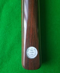 "58"" Three Quarter Cocobolo Ebony Snooker Cue CBA16 1"