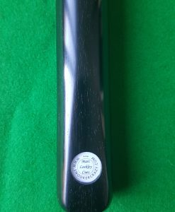 59 1 Piece Ebony Snooker Cue CBA 20 1