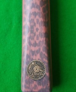 Cannon Ruby Snooker Cue 1